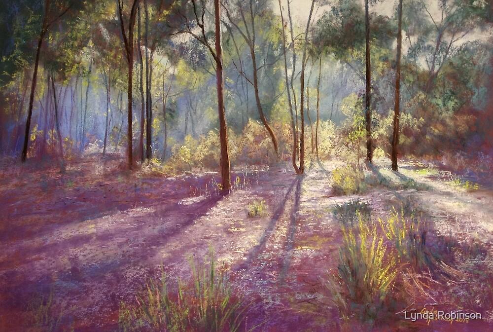 'Ironbark Shadows' by Lynda Robinson
