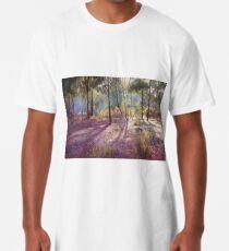 'Ironbark Shadows' Long T-Shirt