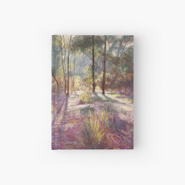 'Ironbark Shadows' Hardcover Journal