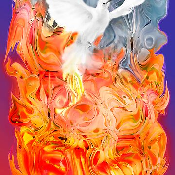 Phoenix Rising by Francesa
