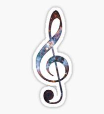 Cosmic Music Sticker