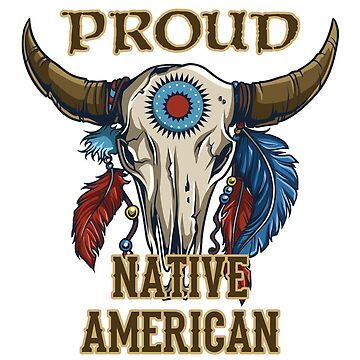 Proud Native American by Bethany-Bailey