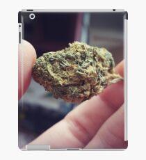 A bud and his nugs iPad Case/Skin