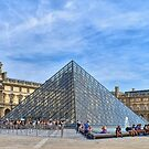 I Love The The Louvre by Lanis Rossi