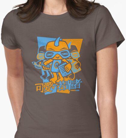 Ed Mascot Stencil T-Shirt
