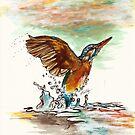 Kingfisher by Kathleen Kelly-Thompson