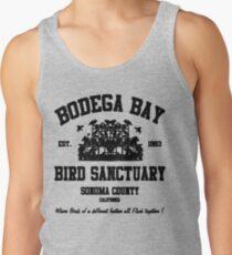 BODEGA BAY BIRD SANCTUARY Tank Top
