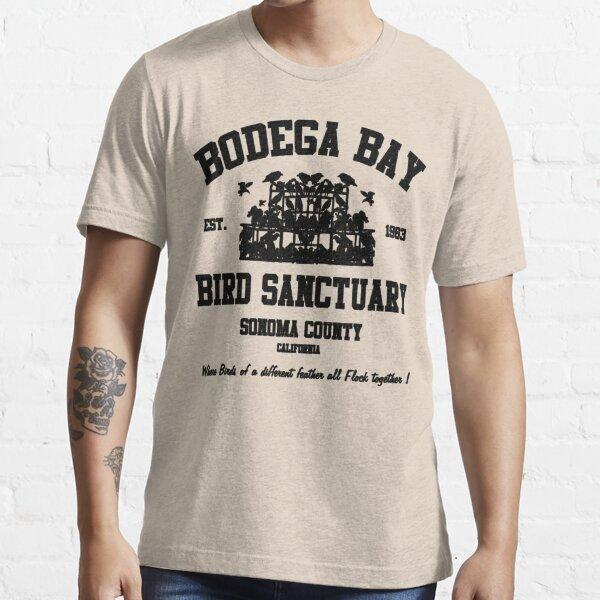 BODEGA BAY BIRD SANCTUARY Essential T-Shirt
