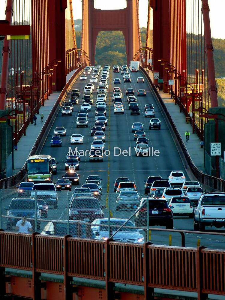 Golden Gate Bridge de Blindog
