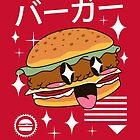 Kawaii Burger by vincenttrinidad