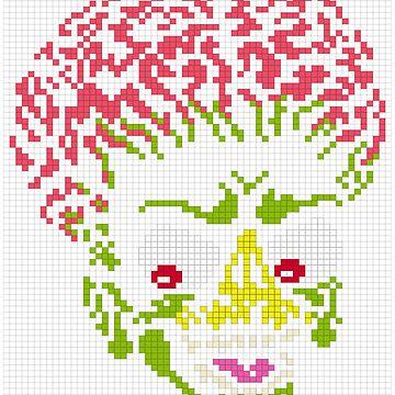 Alien Pattern  by CrazyWebs