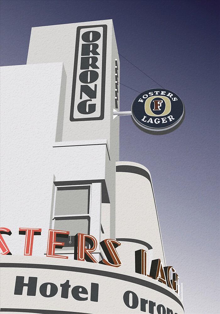 Ozzy Pub by Ariel Rezzani
