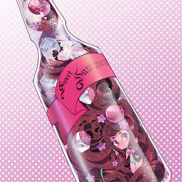 Cherry Cola by Shiro-N
