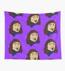 Rene Descartes Wall Tapestry