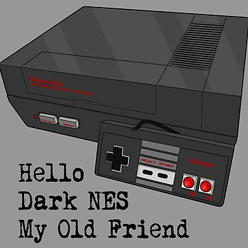 Hello Dark NES by Mike-Brodu