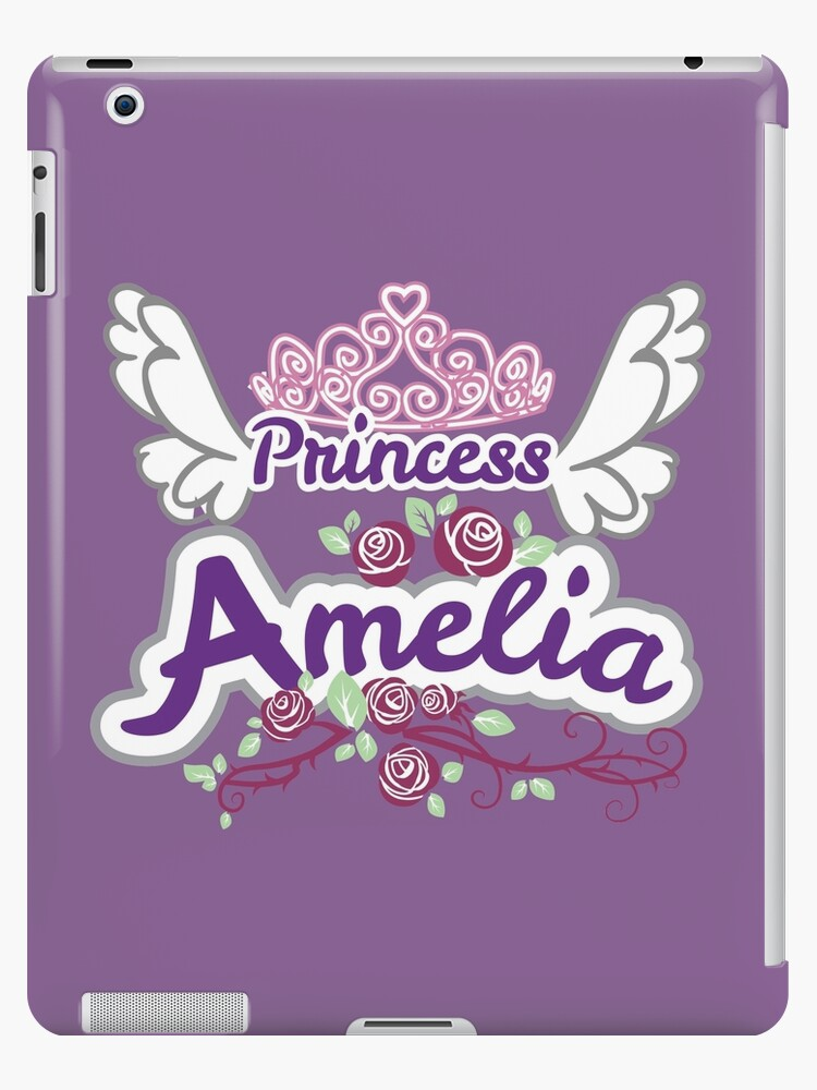 Personalised Name Sticker Label//Decal for iPad Pro Air Samsung Galaxy Tab Kids