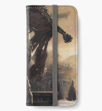 Skyrim Dragon Priest Fan Art Poster iPhone Wallet/Case/Skin