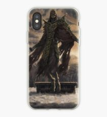 Skyrim Dragon Priest Fan Art Poster iPhone Case