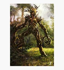 Skyrim Spriggan Fan Art Poster Photographic Print