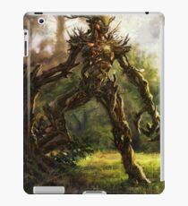 Skyrim Spriggan Fan Art Poster iPad Case/Skin
