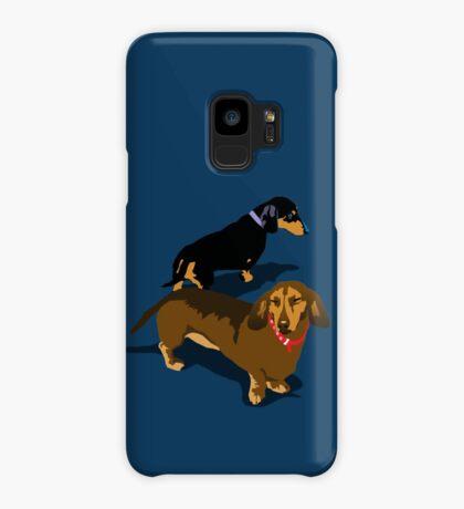 Dachshunds Case/Skin for Samsung Galaxy