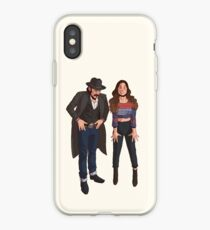 the pose iPhone Case