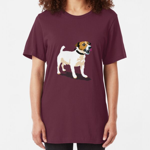 Jack Russell Slim Fit T-Shirt