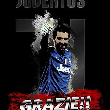 Buffon - Grazie! by Kuilz