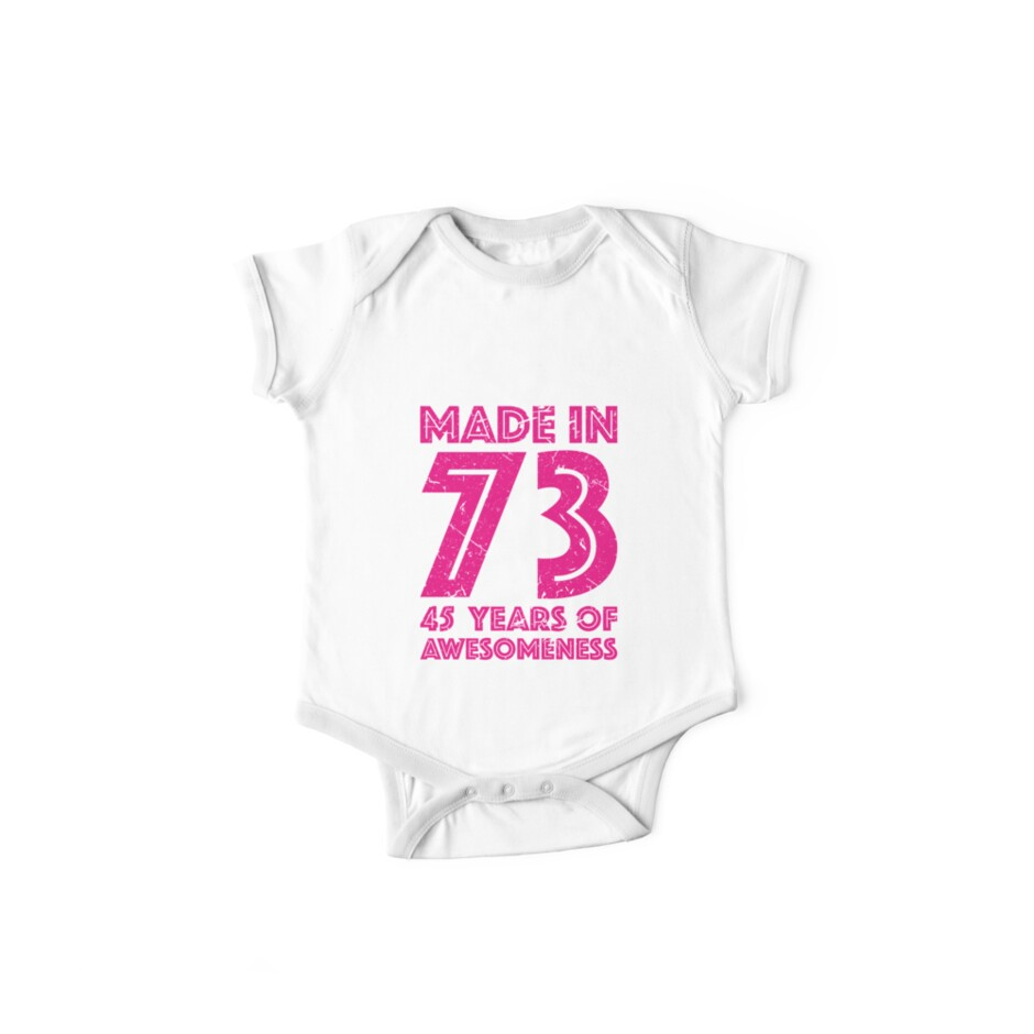 45th Birthday Gift Adult Age 45 Year Old Women Womens By Matt L