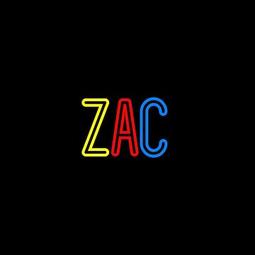 Zac - Your Personalised Products by Wintoons