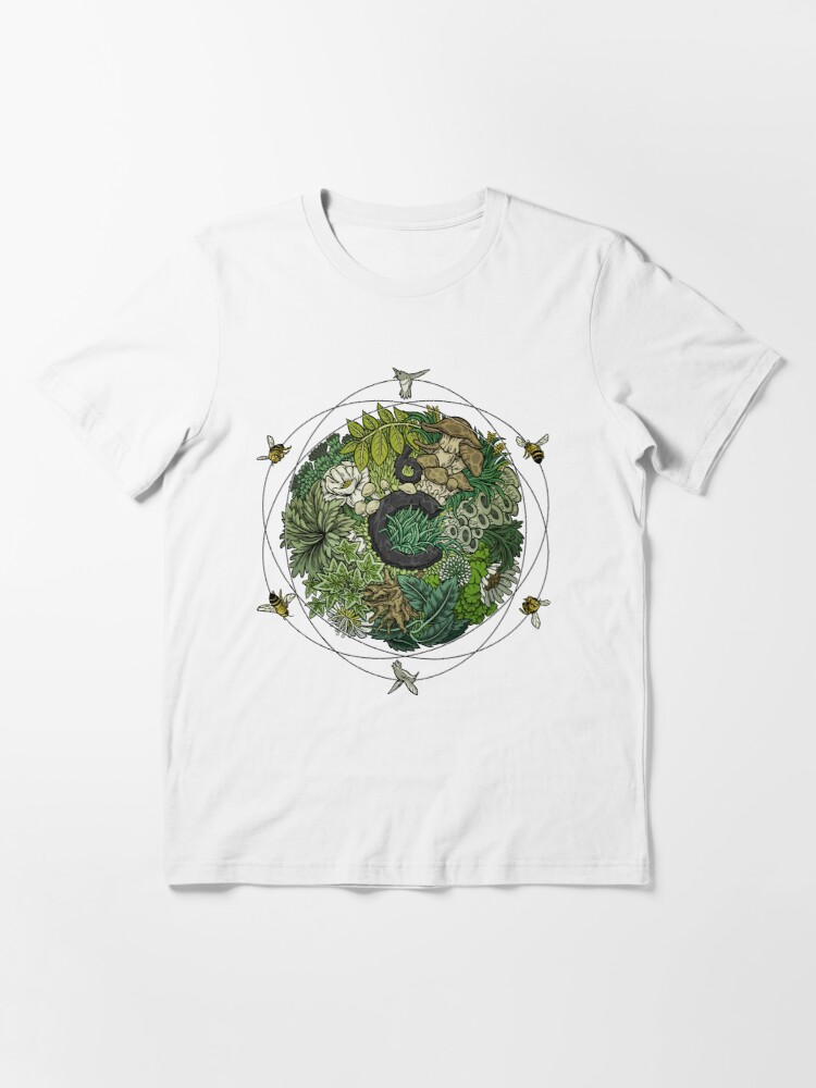 Alternate view of Element of Life Essential T-Shirt