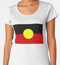 Aboriginal Women's Premium T-Shirt
