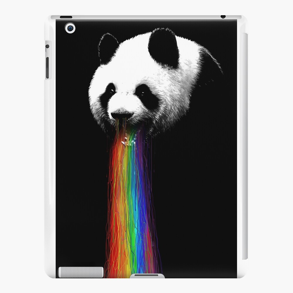 Pandalicious iPad Cases & Skins