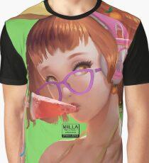 SUDOKU PASSION - Milla Graphic T-Shirt