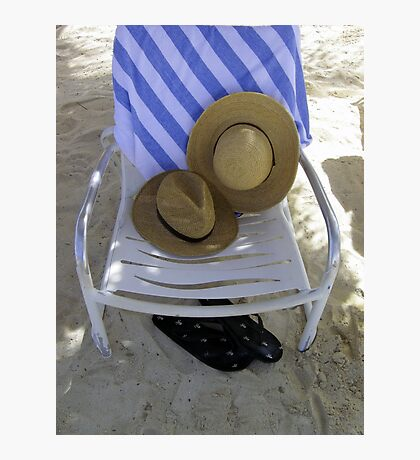 Beach Ware Photographic Print