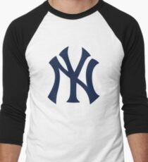 Yankees Men's Baseball ¾ T-Shirt
