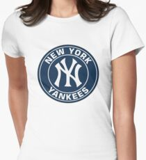 New York Yankees Women's Fitted T-Shirt