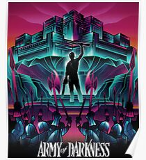 ARMY DARKNESS Poster