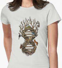 Infinitree of Life Women's Fitted T-Shirt