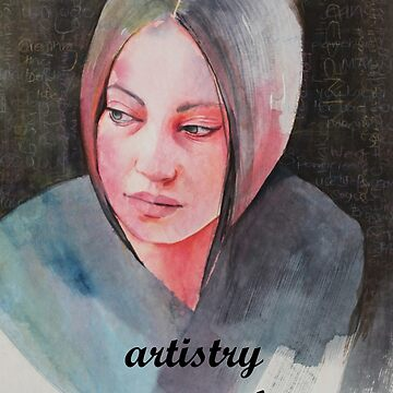 artistry journal for arty thoughts by robynbradshaw