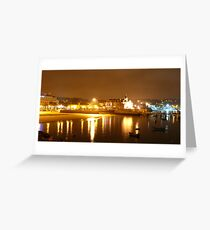 Cascais Bay... Greeting Card