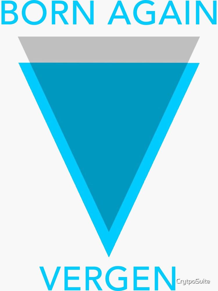 Born Again Vergen by CrytpoSuite