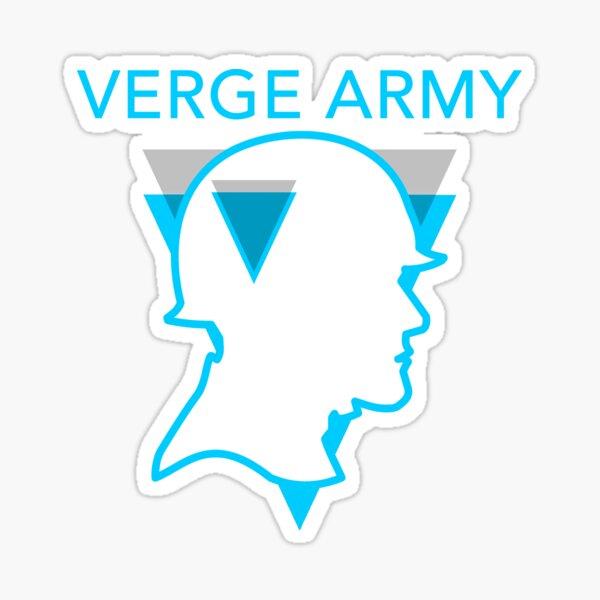 Verge ARMY Sticker