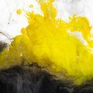 Rauchbarrieren - gelbe und schwarze Flüssigkeit von poisondesign