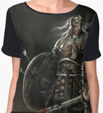 For Honor - Warlord Chiffon Top