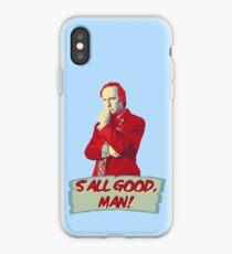 Saul Goodman - S'all good, man! - Better Call Saul iPhone Case