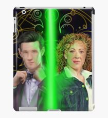 Doctor and River Song iPad Case/Skin