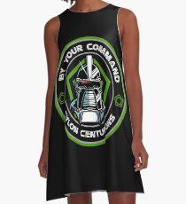 Cylon Centurions A-Line Dress