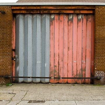 Folding Doors by Spinneyhead