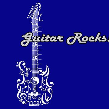 Guitar Rocks! by saleire